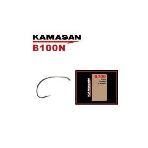 Kamasan B100 grubber krókur silfur