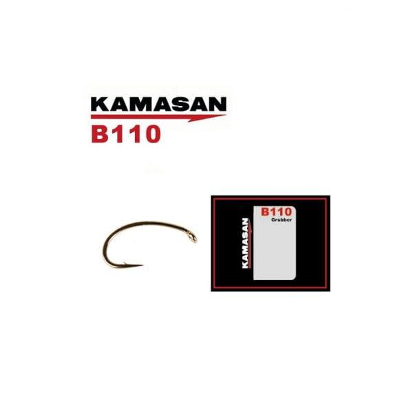 Kamasan B-110 grubber krókur