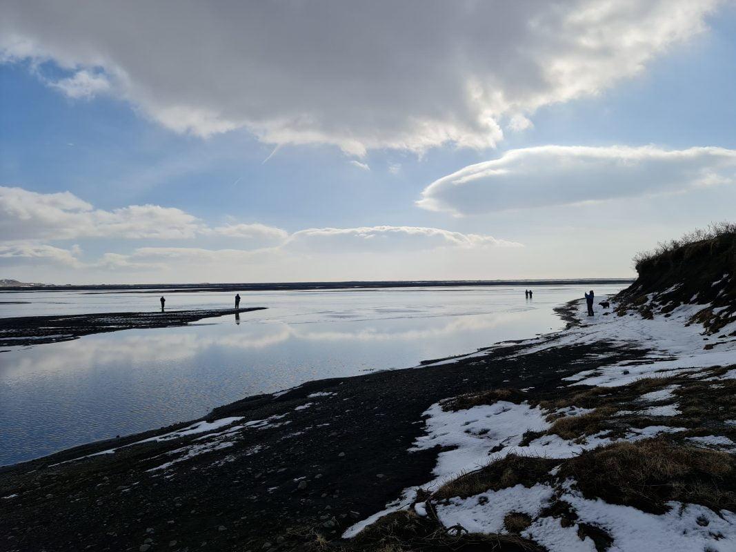 Tungufljót sjóbirtingur Syðri Hólmur