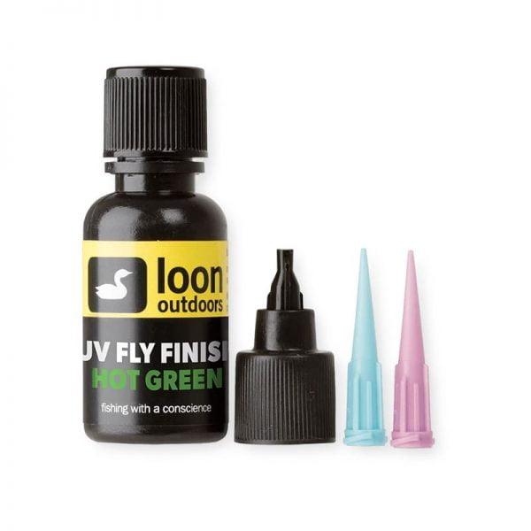 Loon UV lakk grænt